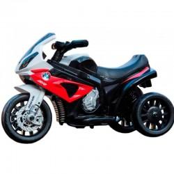 Motos electriques pour enfants et bebe batterie 6v 12v pas cher telecommande Moto avec licence BMW 6v - Moto électrique enfants