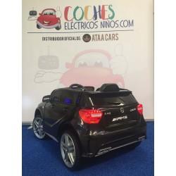 Voitures électriques pour enfants batterie 6v 12v 24v 36v télécommande pass cheer MERCEDES A45 LICENCEED 12V ELECTRIC CAR ENF...