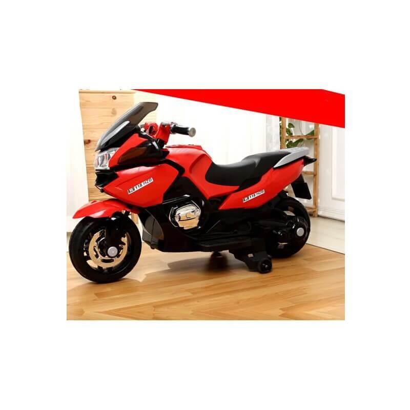 Motos electriques pour enfants et bebe batterie 6v 12v pas cher telecommande Gran Turismo 12v France