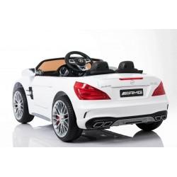 Voitures électriques pour enfants batterie 6v 12v 24v 36v télécommande pass cheer Mercedes SL65 voiture enfants 12v