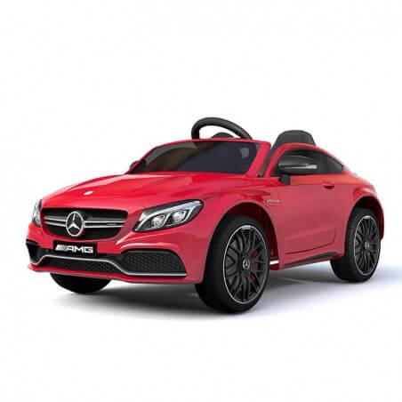 Mercedes C63 Telecommande