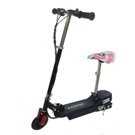 Scooter eléctrique avec siège 24v