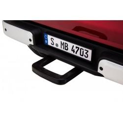 Voitures électriques pour enfants batterie 6v 12v 24v 36v télécommande pass cheer Mercedes Pickup Deux places