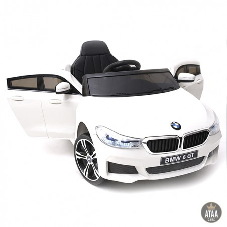 BMW 6 GT Licence officielle 12v