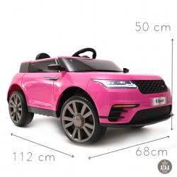 Voitures électriques pour enfants batterie 6v 12v 24v 36v télécommande pass cheer R-Sport 12v télécommande