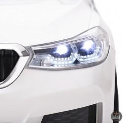 Voitures électriques pour enfants batterie 6v 12v 24v 36v télécommande pass cheer BMW 6 GT Licence officielle 12v