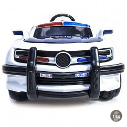 Voiture de police avec sirène 12v ATAA CARS 12 volts