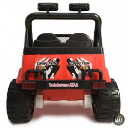 Voitures électriques pour enfants batterie 6v 12v 24v 36v télécommande pass cheer jeep style 12v Telecommande