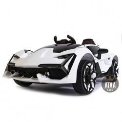 Voitures électriques pour enfants batterie 6v 12v 24v 36v télécommande pass cheer ATAA F1 Racing avec télécommande
