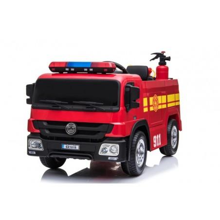 Camion de pompiers 12v