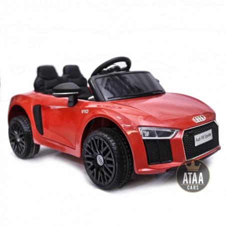Audi R8 Spyder licence pour enfants et filles