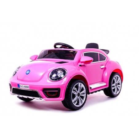 New Beetle 12v avec télécommande voiture eléctrique enfants france