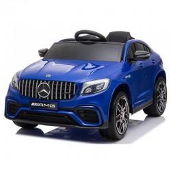 Voitures électriques pour enfants batterie 6v 12v 24v 36v télécommande pass cheer Mercedes GLC Coupé