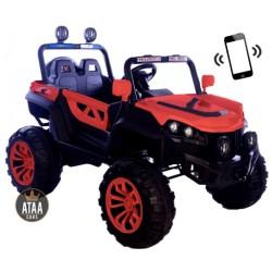 kart et buggies buggy electriques pour enfants pas cher batterie 6v 12v 24v 36v telecommande Buggy ATAA Rodeo 4x4