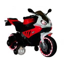 Motos electriques pour enfants et bebe batterie 6v 12v pas cher telecommande ATAA RR bike