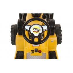 Tracteur / pelle 12v avec télécommande pas cher CochesEléctricosNiños épuisé