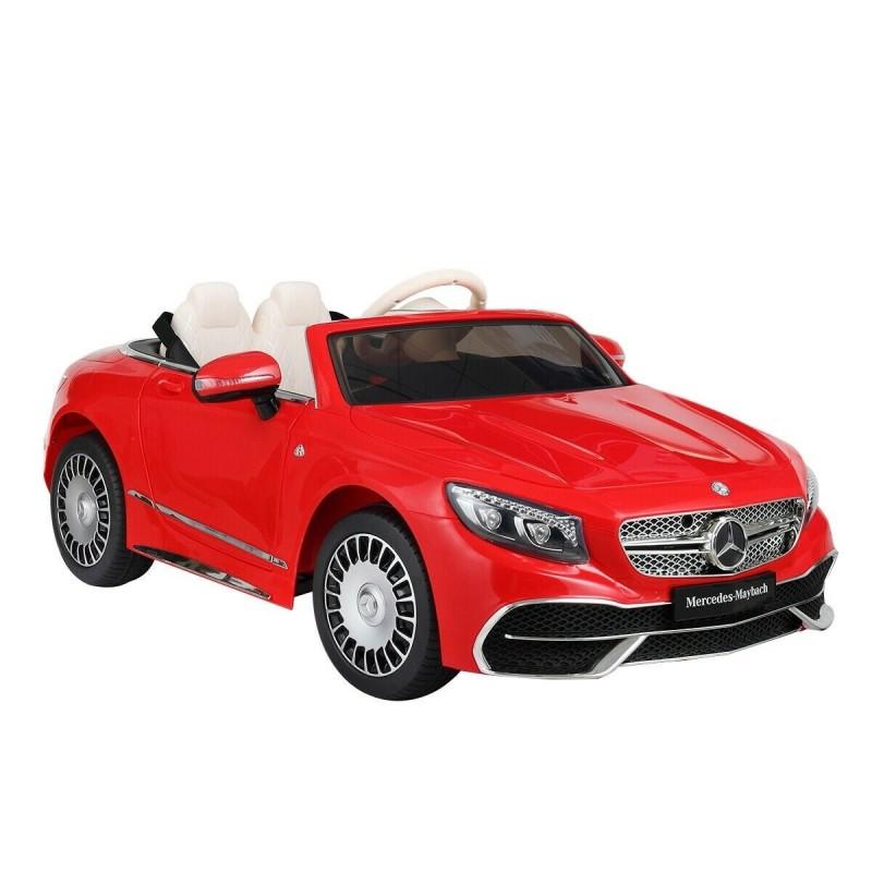 Voitures électriques pour enfants batterie 6v 12v 24v 36v télécommande pass cheer Mercedes Maybach S650