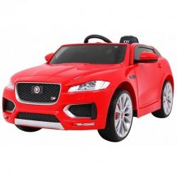 Voitures électriques pour enfants batterie 6v 12v 24v 36v télécommande pass cheer Jaguar F-Pace 12v
