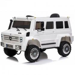 Voitures électriques pour enfants batterie 6v 12v 24v 36v télécommande pass cheer Mercedes UNIMOG LS500