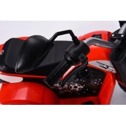 Motos electriques pour enfants et bebe batterie 6v 12v pas cher telecommande Mini Chopper 6v
