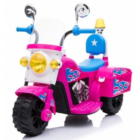 Moto de police Mini