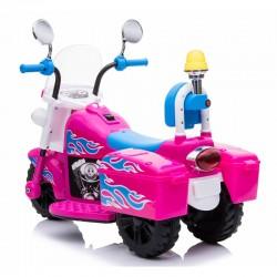 Motos electriques pour enfants et bebe batterie 6v 12v pas cher telecommande Moto de police Mini