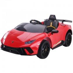 Voitures électriques pour enfants batterie 6v 12v 24v 36v télécommande pass cheer Lamborghini Huracan 12v