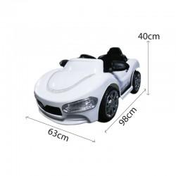 Voitures électriques pour enfants batterie 6v 12v 24v 36v télécommande pass cheer Itronic voiture électrique pour enfants 6v