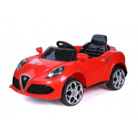 Alfa Romeo 4C Style 12v voiture électrique pour les enfants avec télécommande pas cher