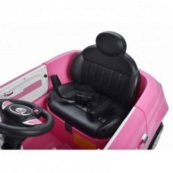 Voitures électriques pour enfants batterie 6v 12v 24v 36v télécommande pass cheer ATAA FIAT 500 12V