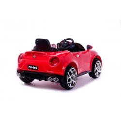 Alfa Romeo 4C Style 12v voiture électrique pour les enfants avec télécommande pas cher CochesEléctricosNiños épuisé