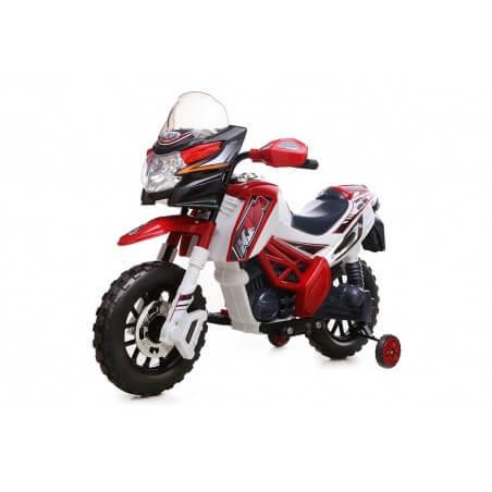 Moto électrique cross enfants 6v pas cher