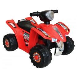 Motos electriques pour enfants et bebe batterie 6v 12v pas cher telecommande Quad Raspi