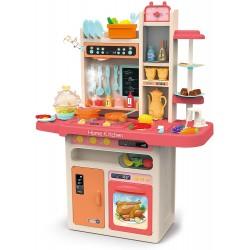 Tapis trampolines toboggans cuisines pour enfants Cuisine Mist Kitchen 65 accessoires