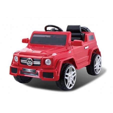 Mercedes G-Wagon Style 12v voiture électrique enfants