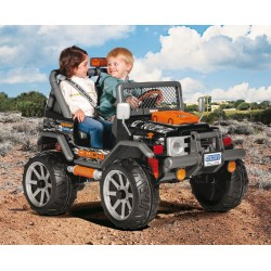 Gaucho Rock'in 4x4 12v - voiture électrique enfants 2 places Peg-Pérego épuisé
