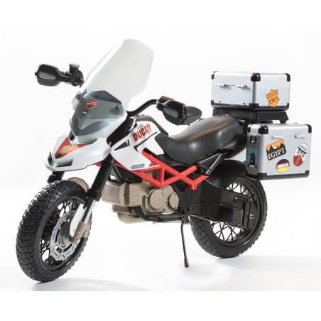 Ducati HyperCross Official 12v - moto électrique pour enfants