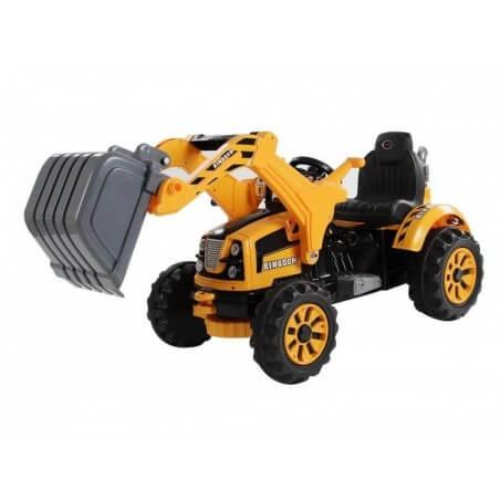 Excavator KINGDOM 12v - Tracteur électrique pour enfants