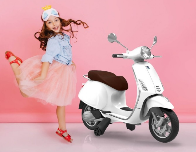 moto electrique pour enfants